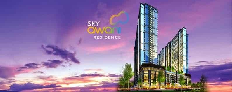 Sky Awani Kondo: RM300,000 SAHAJA & BELAJAR CARA DAPATKAN 100% LOAN?
