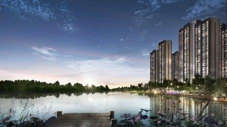 Diandra @ Lakefront Residence: Miliki Rumah Idaman Anda di Cyberjaya
