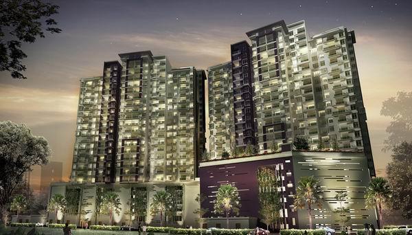 The Vyne: Apartment Moden Di Sungai Besi, Kuala Lumpur