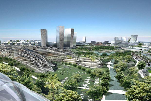 Hasrat besar MRCB membina terminal pengangkutan kat Bandar Malaysia.