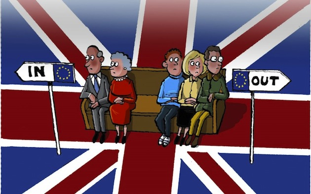 Isu Brexit: Pertahan aset walaupun UK buat keputusan keluar EU.