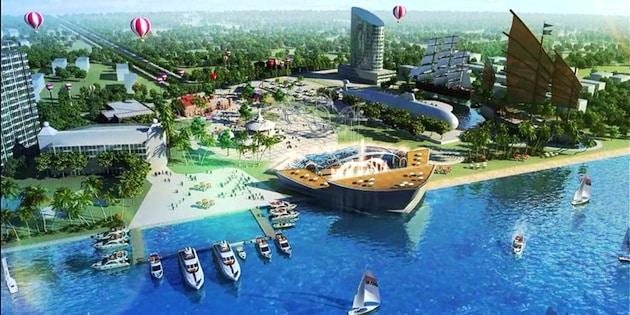 Pelantikan NWP sebagai kontraktor utama untuk projek Lestari Marina.