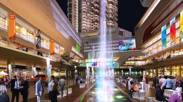 Kompleks membeli-belah terbesar negara bakal dibina di Rawang.