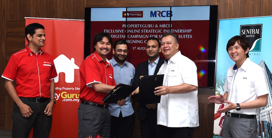 MRCB & PropertyGuru terajui pelaburan pemasaran digital terbesar dalam sektor hartanah.
