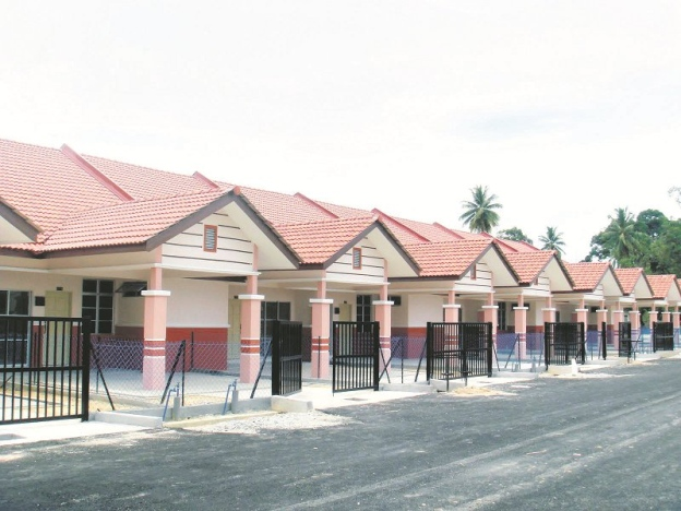RM165,000 adalah harga rumah mampu milik di Malaysia.