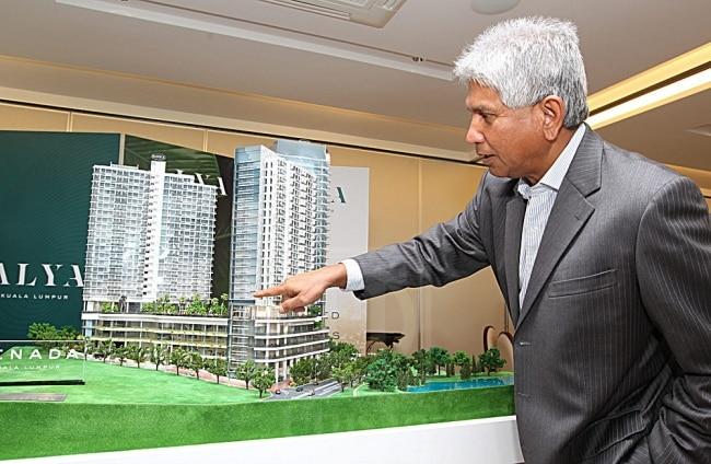 Tengah cari pangsapuri perkhidmatan berharga RM1,000 setiap 0.09 meter persegi? Alya Kuala Lumpur mungkin untuk anda.