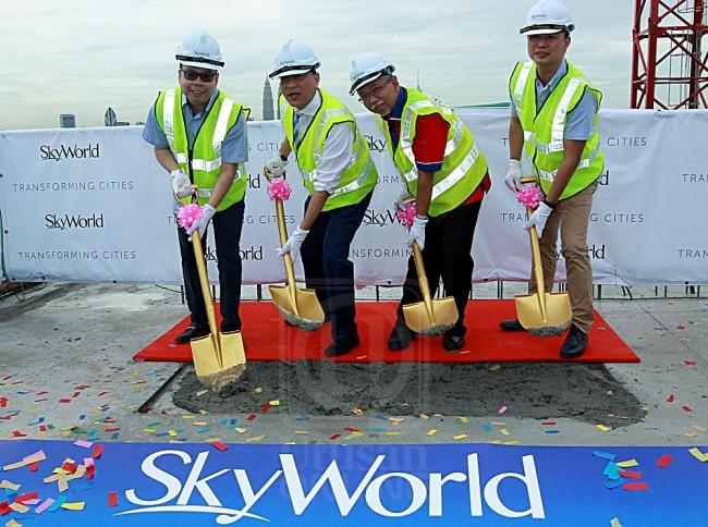 Ascenda Residence – Projek pembangunan bercampur mega SkyArena di Setapak