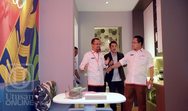 4,000 unit rumah Projek Transit Pangsapuri Studio untuk golongan muda