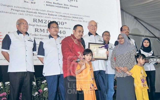 Kerajaan sedia tambah Rumah Mesra Rakyat 1Malaysia, 5,000 unit lagi bakal dibina