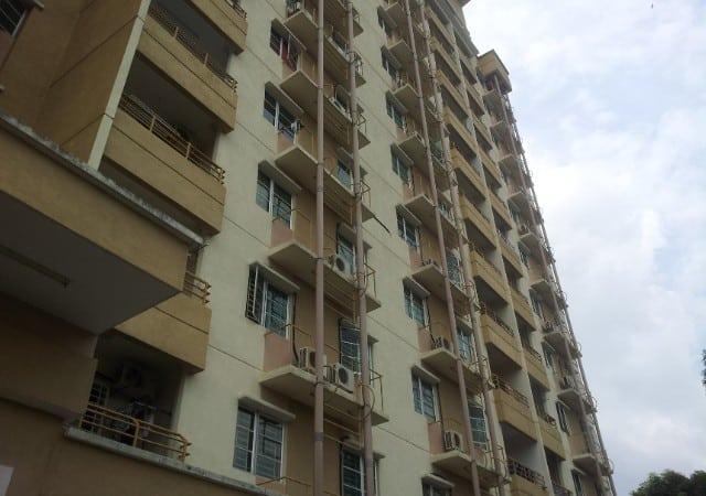 Wanita ini berjaya beli rumah pada harga RM14K?