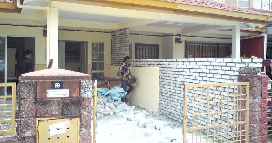 10 tip pro elak masalah renovate rumah untuk newbie