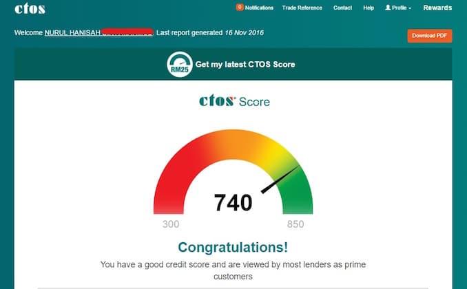 CTOS : 3 perkara tak ramai orang tahu tentang skor kredit