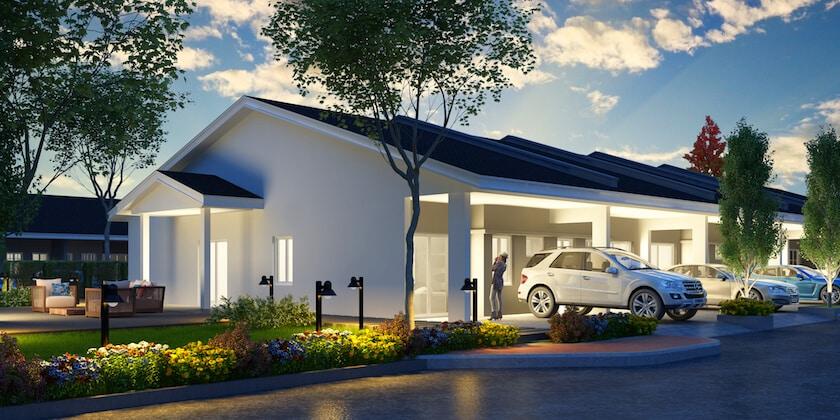 Bandar Baru Setia Awan Perdana – Kediaman mesra keluarga, pada harga (serius) mampu milik
