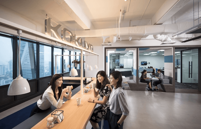 Kokuyo – Pelopor konsep ABW untuk perabot dan alatan pejabat