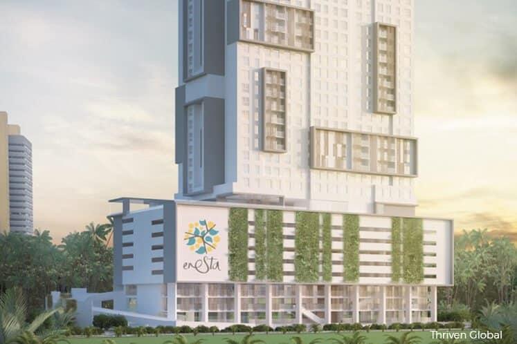 eNESTa Kepong – Apartmen servis serendah 258 unit, booking hanya RM3K