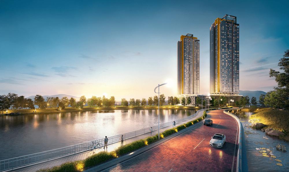 Sunway Serene – Servis apartmen mewah, dengan pemandangan tasik indah