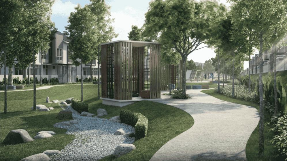 Sena Parc Homes, Senawang - Fi tempahan serendah RM500 seunit 15