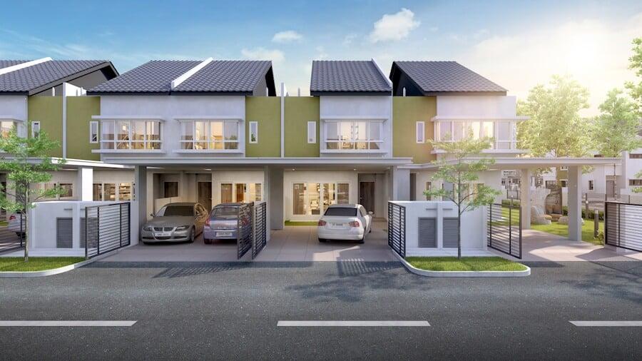 Sena Parc Homes, Senawang – Fi tempahan serendah RM500 seunit