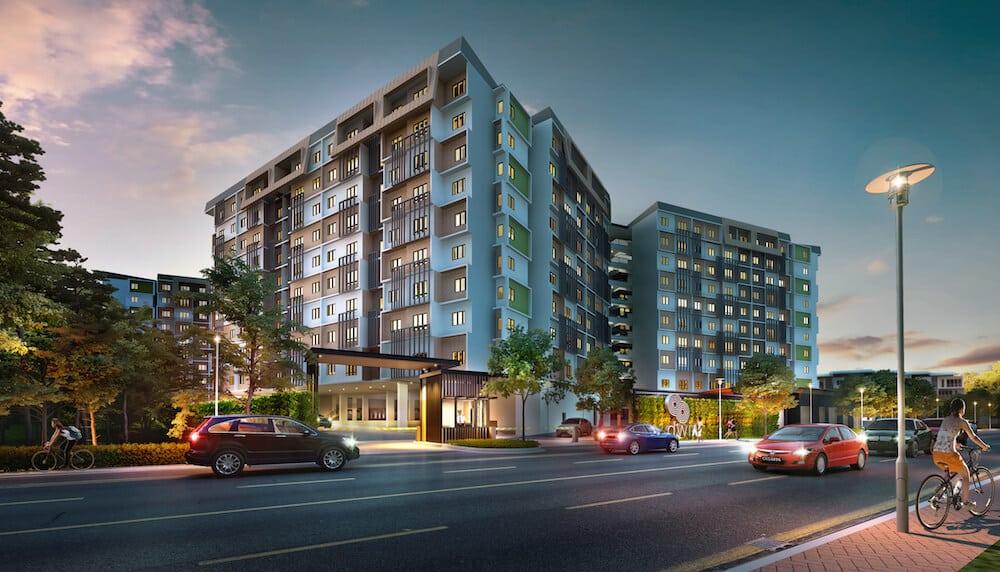 Dwi @ Rimbun Kasia – Kenapa menyewa, padahal anda boleh beli sebiji rumah?