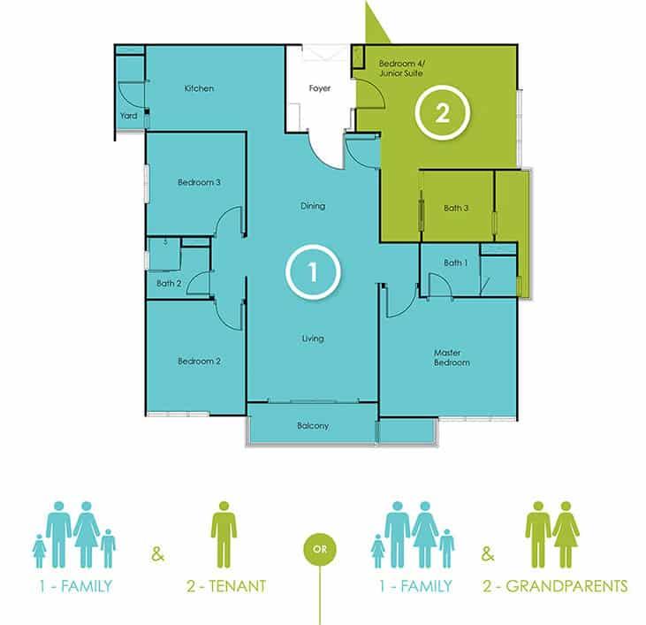 Dwi @ Rimbun Kasia - Kenapa menyewa, padahal anda boleh beli sebiji rumah? 14