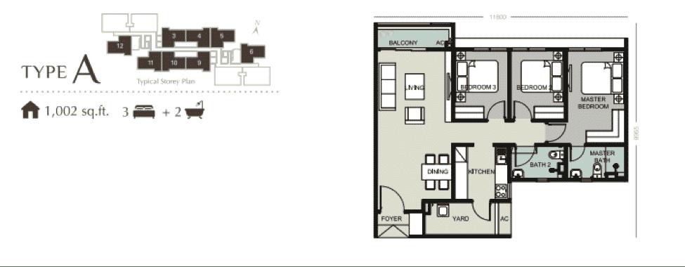 Setia Seraya Residences - Kediaman nyaman di tengah bandar Putrajaya 3