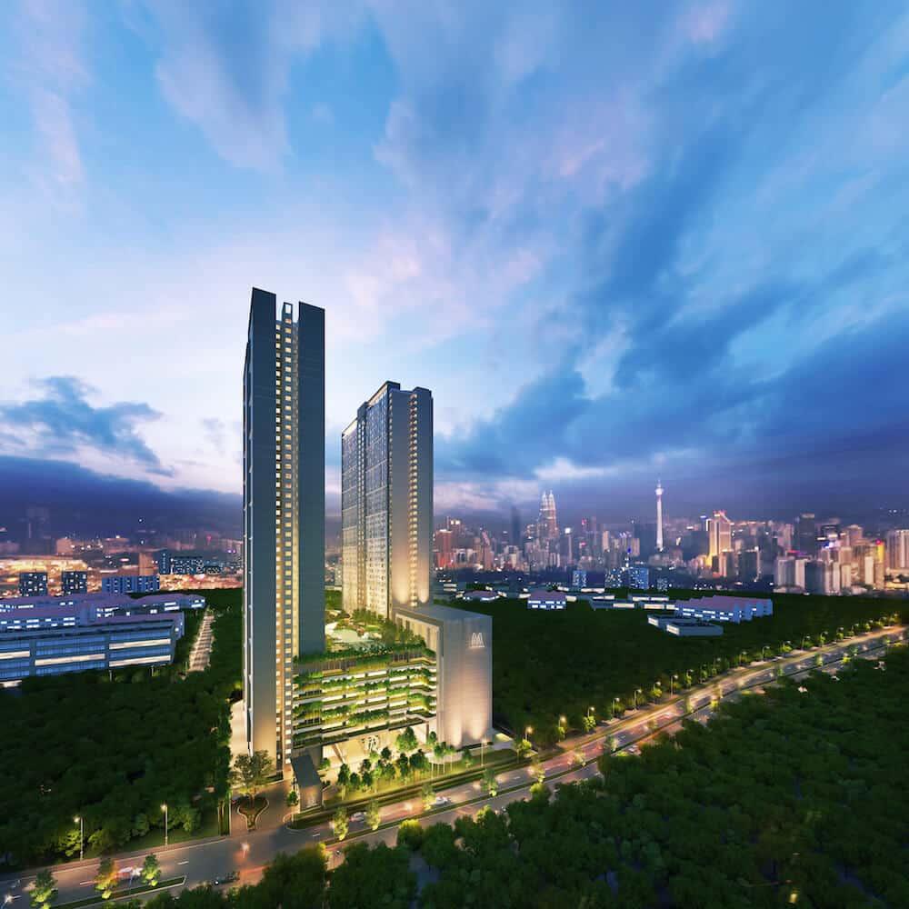 M Centura - Apartmen servis mampu-milik, hanya 5KM ke Pusat Bandaraya 2