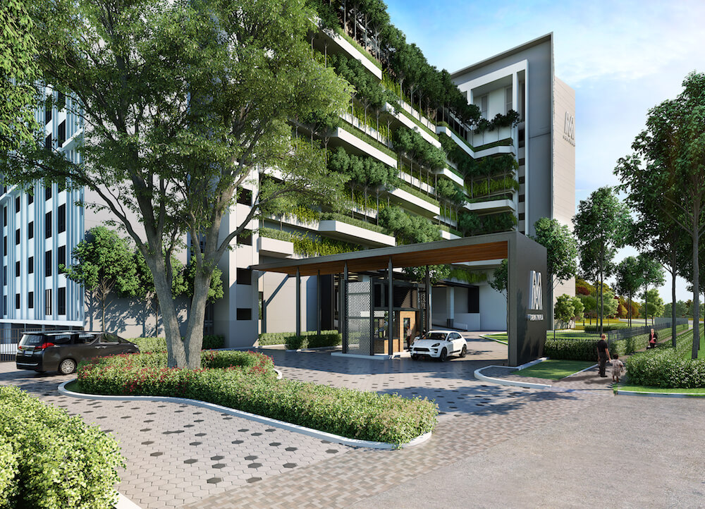 M Centura – Apartmen servis mampu-milik, hanya 5KM ke Pusat Bandaraya