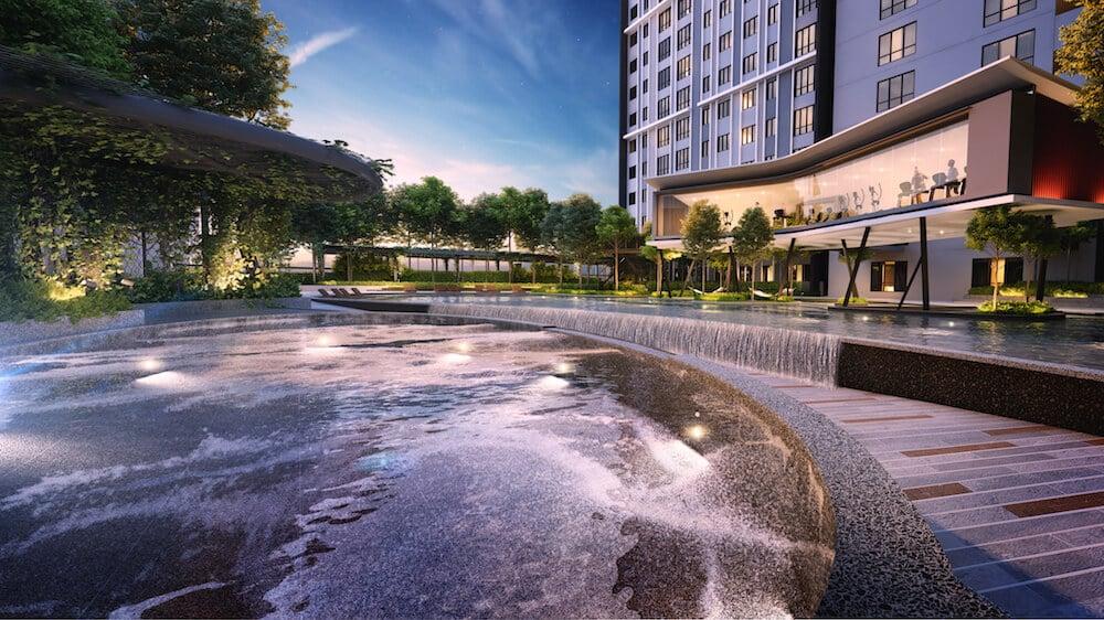 M Centura - Apartmen servis mampu-milik, hanya 5KM ke Pusat Bandaraya 3