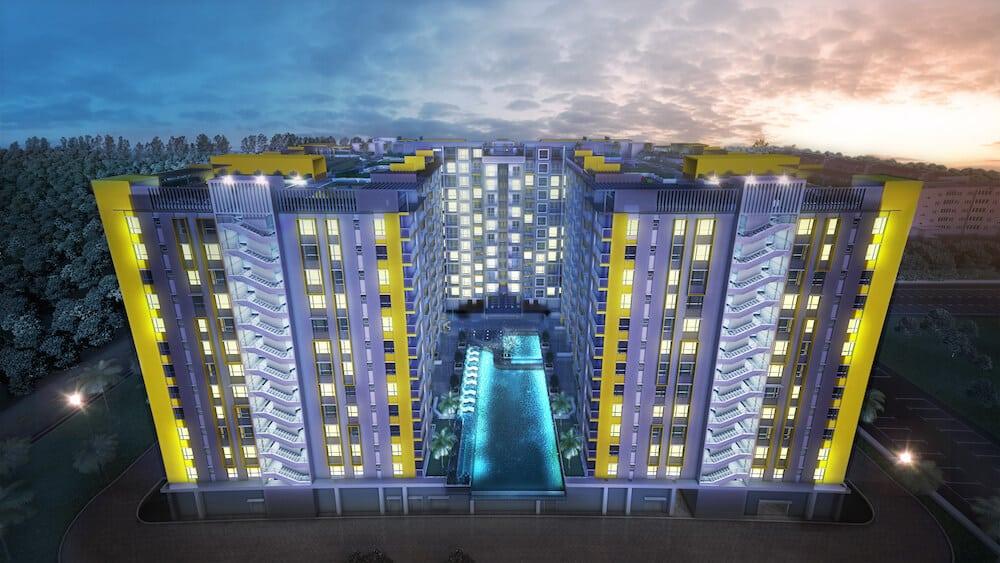 DK Impian, Damansara West – Kondominium 'dual-key,' lengkap dengan pelbagai kemudahan