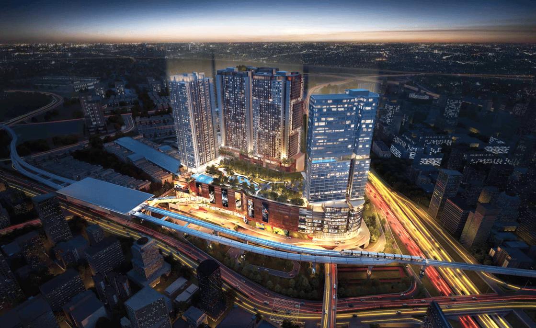 Meta_City, Seri Kembangan – MRT2, hanya jarak jalan kaki sahaja?