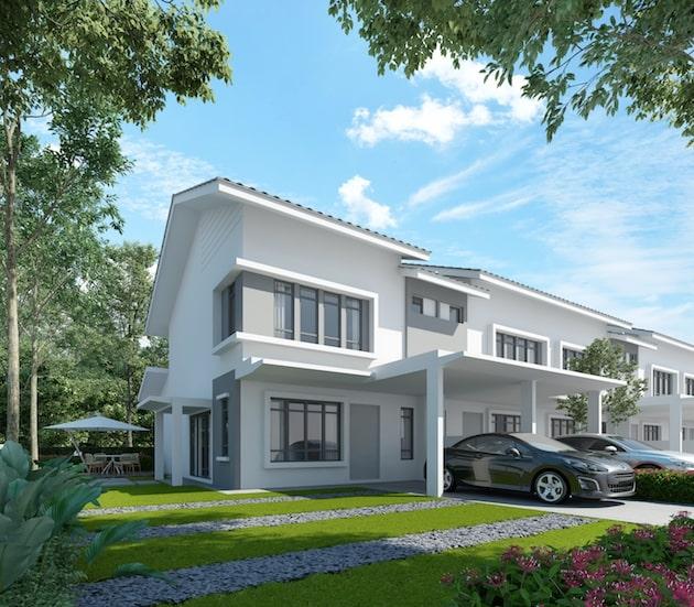 Proton City – Bandar mandiri berkualiti, dengan rumah landed bawah RM350K